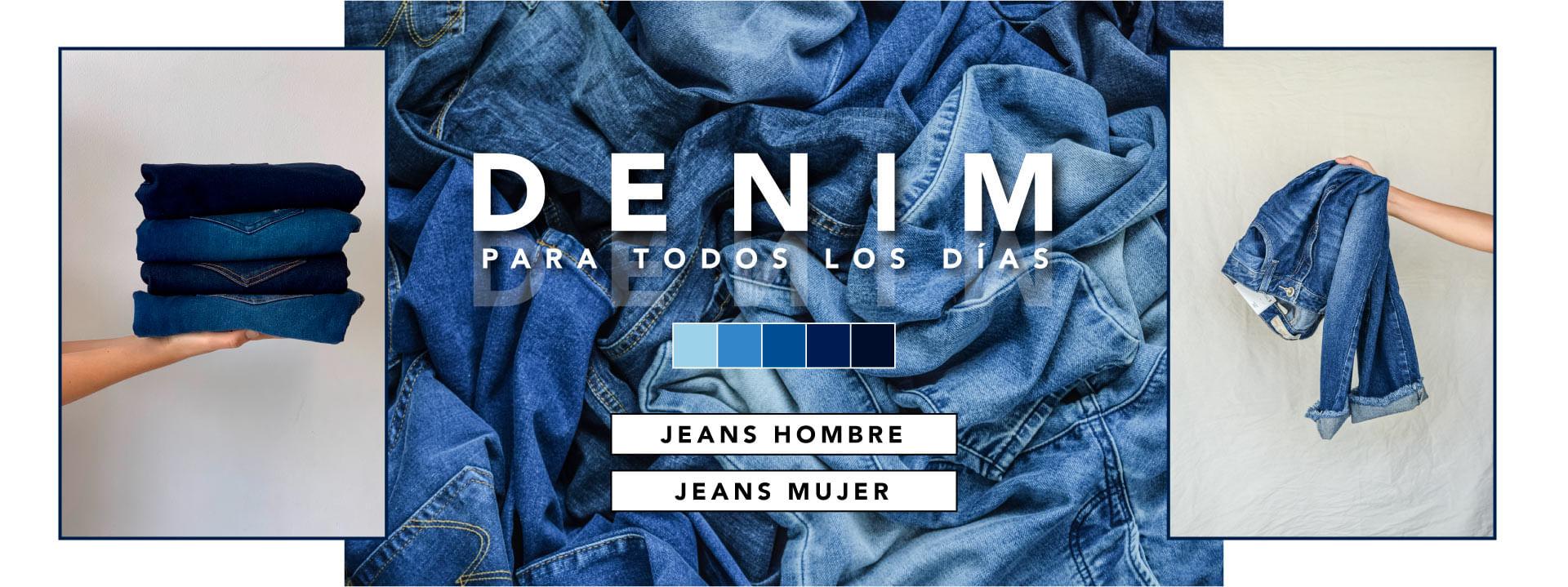 8d12a0fb4bb3 Nueva Colección  Jeans para todos los días ...