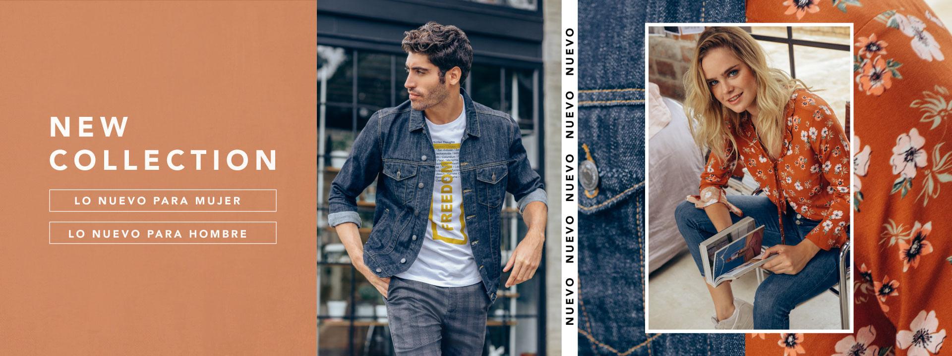 79b6b82a6f Nueva Colección  Jeans para ...